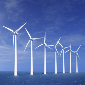Offshore wind strike price subsidy