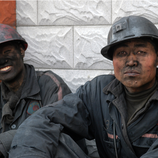 chinese coal climate change