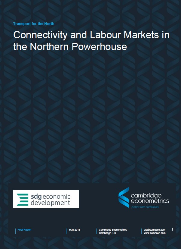 Connectivity and Labour Markets in the Northern Powerhouse