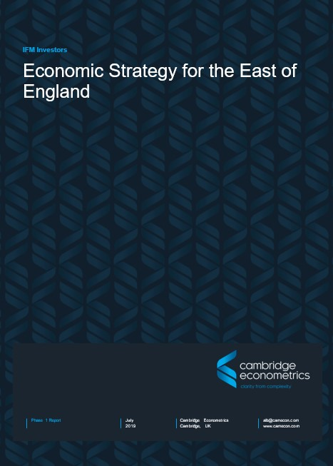 Economic Strategy for the East of England