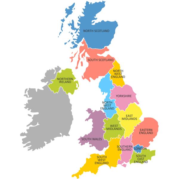 Levelling up UK