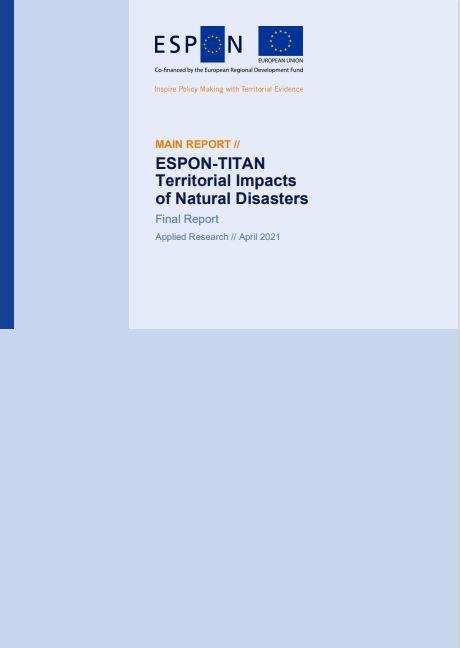 ESPON-TITAN: Territorial Impacts of Natural Disasters