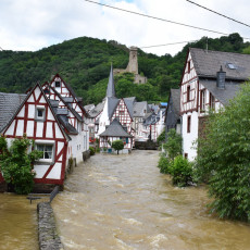 Preparing for the economic impacts of natural disasters in Europe: 6 key report outcomes